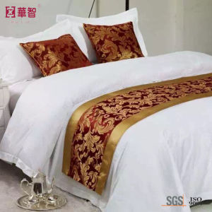 Luxury Hotel White Duvet Cover Sets pictures & photos