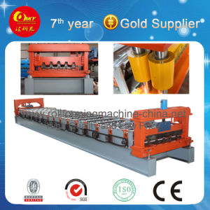 Steel Wall Panel and Roof Tile Roll Forming Machines pictures & photos