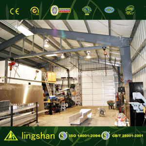 Pre Designed Prefabricated Warehouse Building pictures & photos