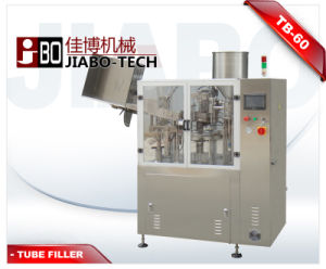 Cosmetic Packaging Machine Tube Filling and Sealing Machine (TB60) pictures & photos