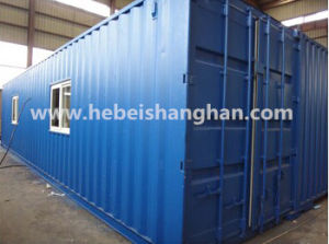 2015 China′s Offer Prefabricated Mobile House with Good Quality
