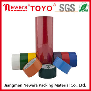 BOPP Color Adhesive Tape for Carton Packing pictures & photos