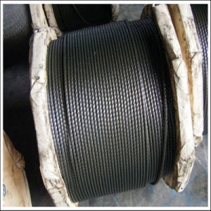 Well Coated Steel Wire Rope 7X19 pictures & photos