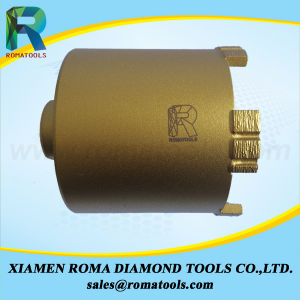 "Romatools Diamond Core Drill Bits for Reinforce Concrete 5"" pictures & photos"