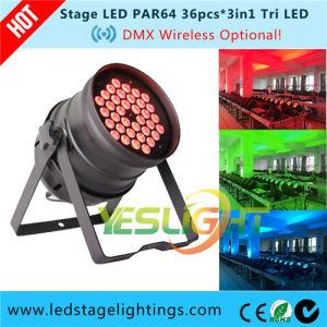 Studio Light LED PAR 64 Light 3W Stage Lighting pictures & photos