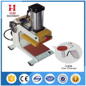 Factory Directly Sell Pneumatic Mark Heat Press Machine for Sale pictures & photos