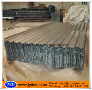 Corrugated Galvanized Iron Metal Steel Sheet pictures & photos