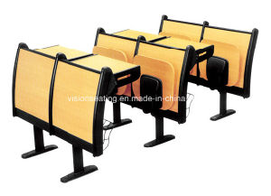 Lecture Theater Tables or Desks and Chairs (7213) pictures & photos