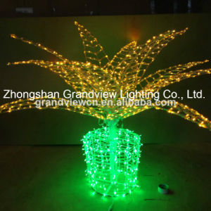LED Chirstmas String Tree Light for Street Garden Park Outdoor Decoration with CE RoHS pictures & photos