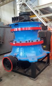 High Quality Single-Cylinder Hydraulic Cone Crusher Gpy100 pictures & photos
