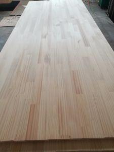 Pine Finger Joint Board for Furniture pictures & photos