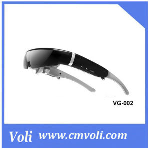 "98"" Virtual Screen High Definition Screen 3D Portable Video Glasses pictures & photos"