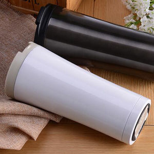 Double Walls Stainless Steel Thermos Coffee Mug pictures & photos