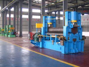 Plate Rolling Machine (Hydraulic Upper-Roller Universal Plate Rolling Machine)