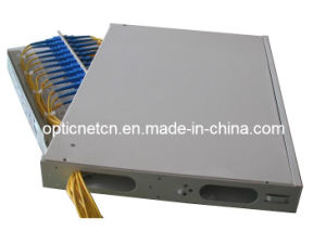 Patch Panel Optical Patch Panel Rack Mounting Distribution Box pictures & photos