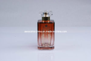 100ml New Square Glass Perfume Bottle