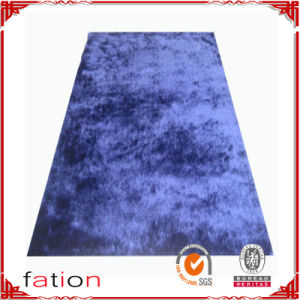 5′ X 8′ Inches Good Quality Plain Shaggy Floor Carpet Area Rugs pictures & photos