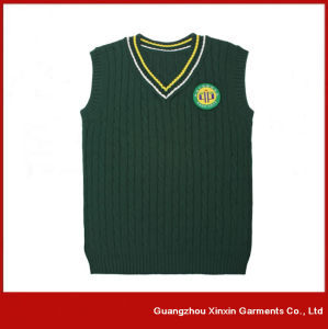 Customized Cheap School Sweater Boys Grils Student Sweater for School Wear (U09) pictures & photos