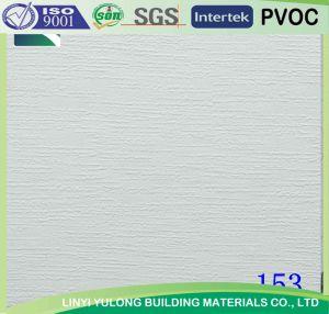 PVC Gypsum Ceiling Tile 153 pictures & photos