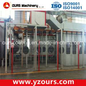 Automatic Paint Spraying Line for All Industries pictures & photos