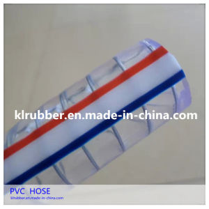 Spring Steel Wire Reinforced PVC Suction Hose pictures & photos