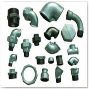 Hot Dipped Galvanized Malleable Iron Pipe Fitting pictures & photos