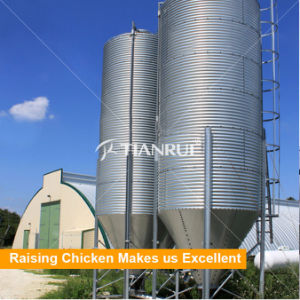 Farming port Designed Durable Poultry Steel Feed Silo System for Sale pictures & photos