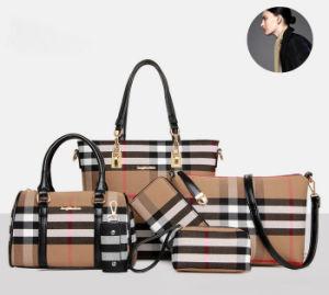 2016 Hotselling China Wholesale Women Handbag PU Leather Bag pictures & photos