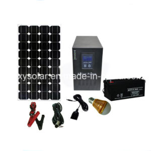 Solar System Solar Kit Grid Tie Connected DC to AC Pure Wave Sine Wave Inverter for on Grid Solar Power 1kw 3kw 5kw pictures & photos