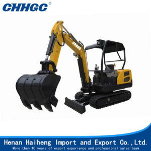 Hot Sale Low Price Mini Garden Excavator Digger for Sale pictures & photos