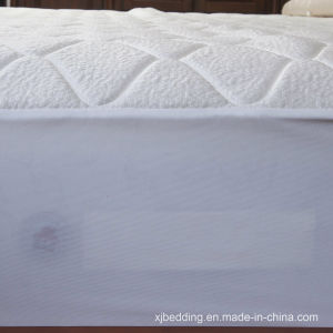 Cool Contact Feeling Memory Foam Mattress Cover pictures & photos