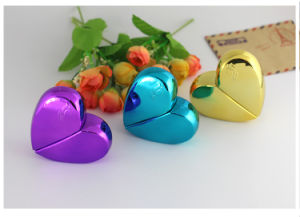 Heart Shape Glass Bottles for Perfume pictures & photos