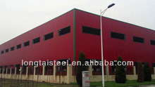 Prefab Steel Structure Factory Workshop Building pictures & photos