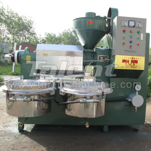Pakistan Hot Selling Automatic Edilbe Oil Expelling Machine