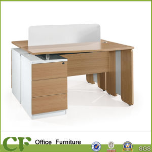 Normal Table/Computer Desk with Two Seats pictures & photos