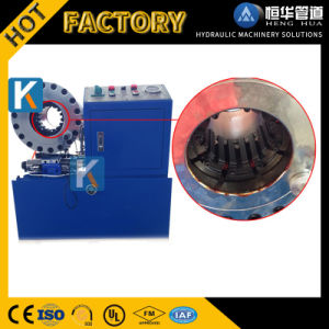 China Suppliers Energy Saving Hydraulic Hose Crimping Machine/Used Hydraulic Hose Crimping Machine Dx-68 pictures & photos