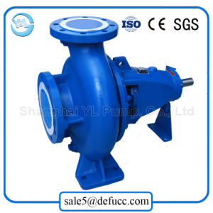 End Suction Single Stage Centrifugal Water Pump for Farmland pictures & photos