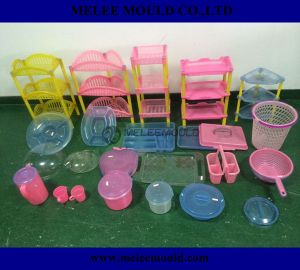 Plastic Household Commodity Mould Plastic Injection pictures & photos