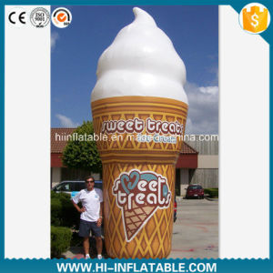 Hot-Sale Advertising Model Inflatable Ice Cream Replica
