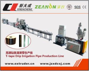 T-Tape Drip Irrigation Pipe Production Line pictures & photos