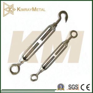 Stainless Steel JIS Type Turnbuckle (open type) pictures & photos