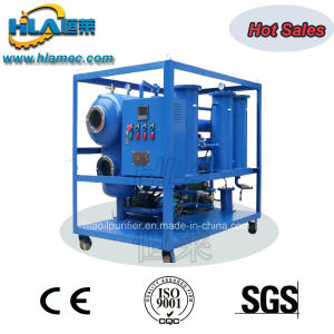 Tvp20 Safety and Reliable Vacuum Turbine Oil Purifier Machine pictures & photos