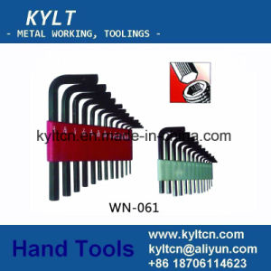 High Quality OEM L/T Type Hex Wrench, Hex Allen Key Spanner pictures & photos