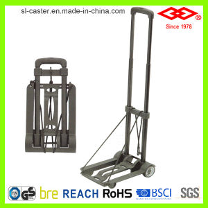 150kg Folding Handcart High Quality (LH01-150S) pictures & photos