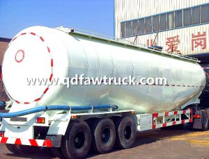 Hot Sale Chinese Cement Trailer pictures & photos
