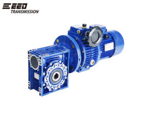 Nmrv Worm Gear Motor (Size NMRV25-150) pictures & photos