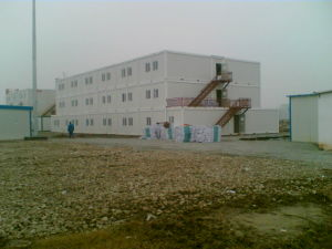 Site Office Container in Packaging (CILC) pictures & photos