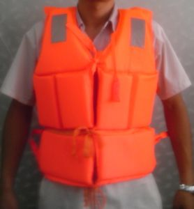 Solas Ec CCS Approved Foam Working Life Jacket/Vest Cheap Price pictures & photos
