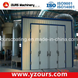 Small Powder Coating Spray Booth for Coating Line pictures & photos