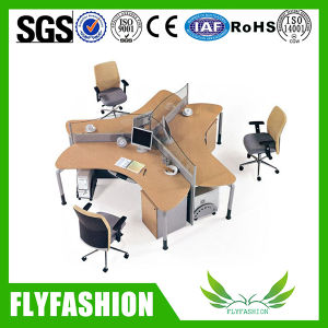 High Quality Office Computer Desk Partitions Workstation (OD-63) pictures & photos